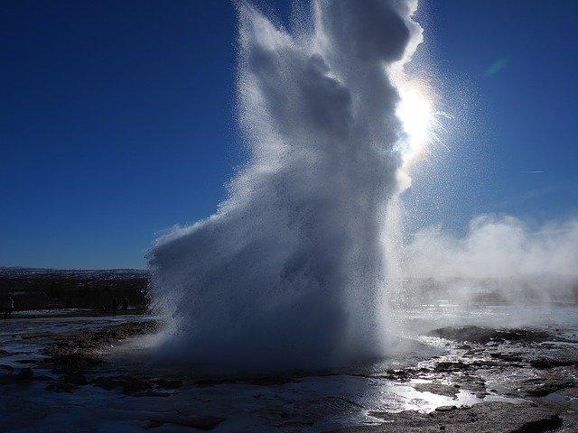 I Geyser in Islanda