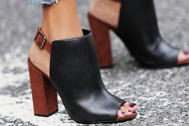 scarpe chiuse autunnali