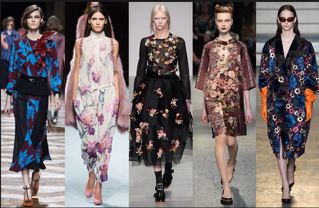 Moda Ai 2015 2016 Guardaroba In Fiore