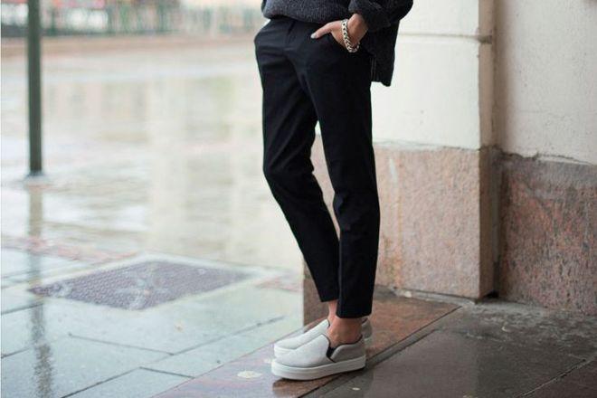 Slip on  le scarpe comode per la stagione fredda f1a19fc681e