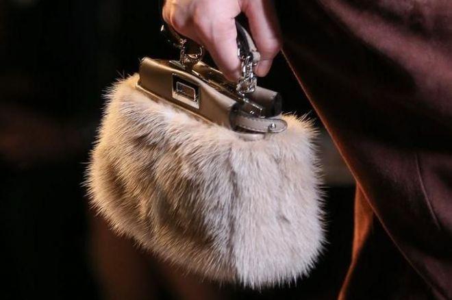 scegli il più recente nuove varietà ultime tendenze Borse in pelliccia