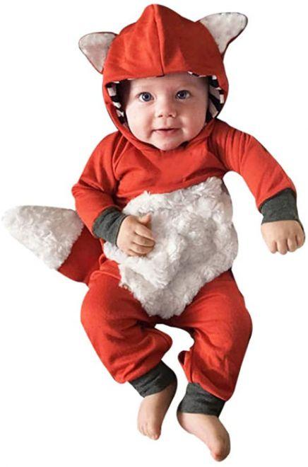 Costumi di Halloween per neonati: idee divertenti e briose