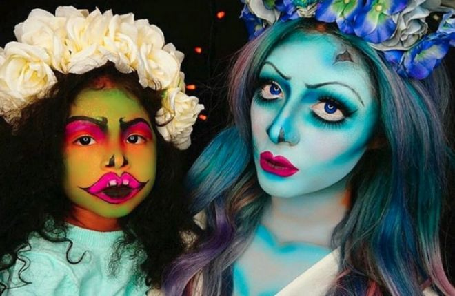 10 make up di Halloween da copiare su Instagram