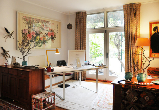 Ufficio in casa idee per arredarlo for Design stanza ufficio