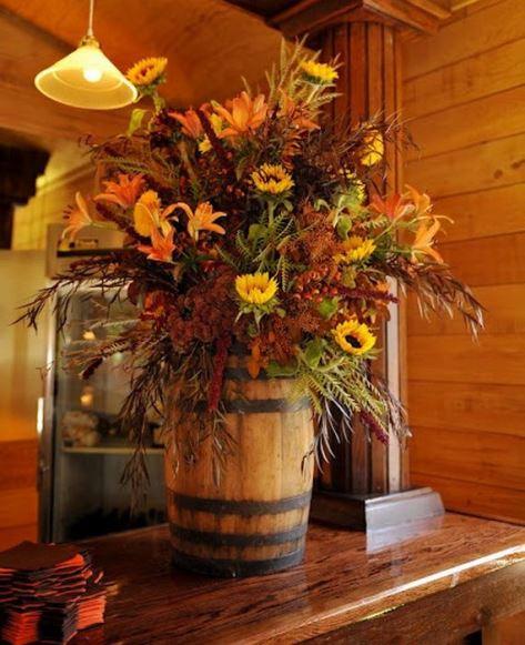 Come decorare casa in autunno idee da copiare for Arredamento alternativo