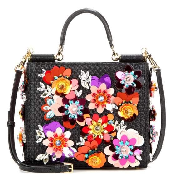 Borse A Mano Dolce E Gabbana : Borse primavera estate i modelli floreali