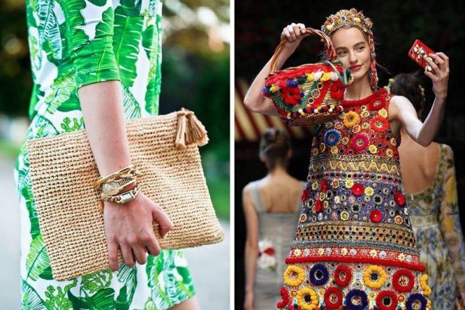 Borse in paglia: gli accessori must have per l'estate 2016