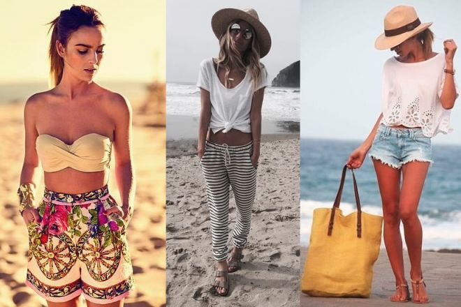 4 look da indossare in vacanza: stili e must have da preferire
