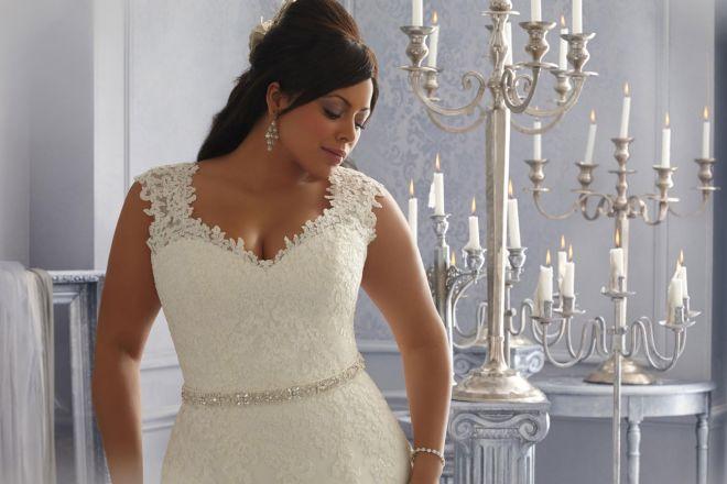 Abiti da sposa per donne curvy 678ffd8670b