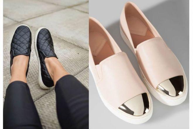 Slip on autunno/inverno 2016-2017: le calzature più glamour e confortevoli del momento