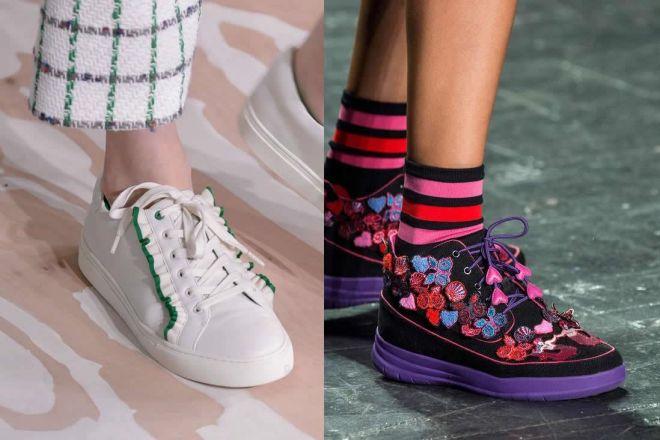 Sneakers primavera estate 2017: i modelli di tendenza