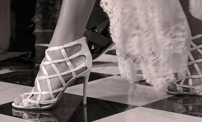 Scarpe sposa 2017: cominciate a vestirvi dal basso!