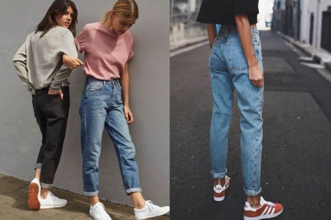 Come abbinare i mom jeans: segreti per look impeccabili