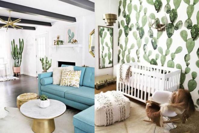 Tendenza cactus casa 2017 for Tendenze arredamento casa 2017