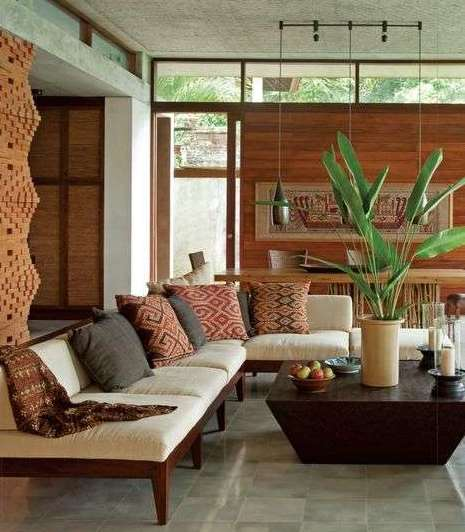 14 Amazing Living Room Designs Indian Style Interior And: Stile Afro Chic In Casa