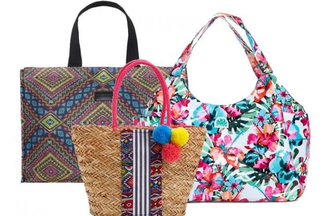 Borse mare: in paglia, colorate e glamour per le vacanze in spiaggia