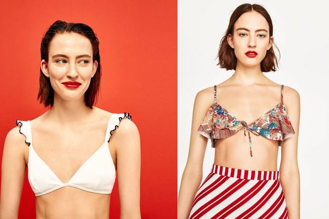 Zara costumi 2017: la collezione swimwear dell'estate