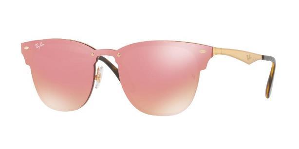 Occhiali specchiati estate 2017 - Occhiali a specchio rosa ...