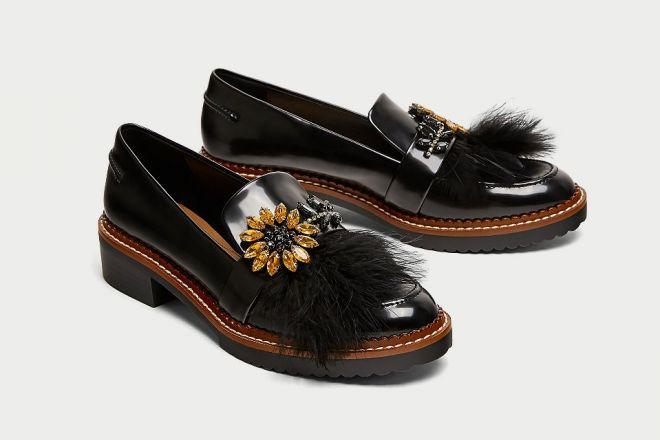 Scarpe flat inverno 2018 for Nuove collezioni scarpe autunno inverno
