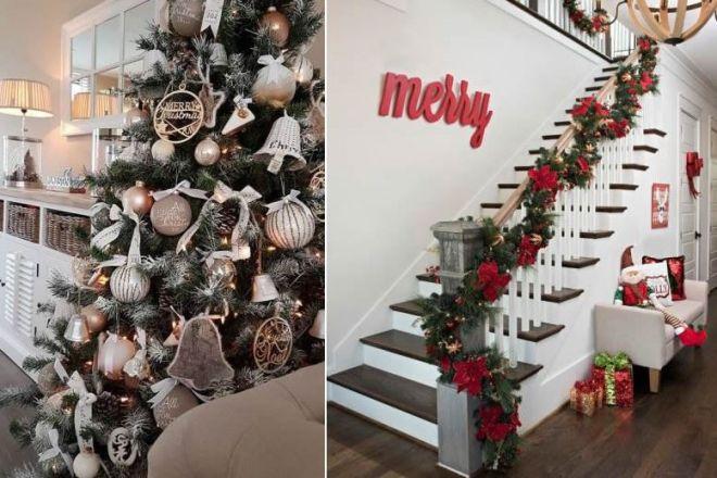 Addobbi colorati e di moda per natale 2017 - Decorazioni natalizie fai da te per esterno ...