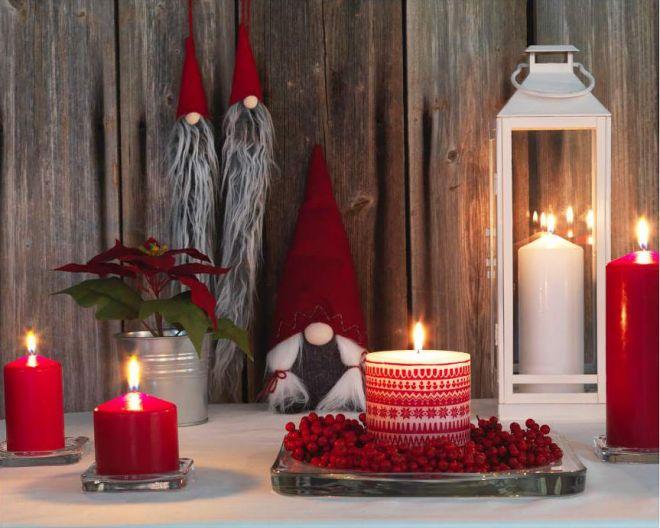 Casetta Di Natale Ikea : Ikea natale addobbi e decorazioni per la casa