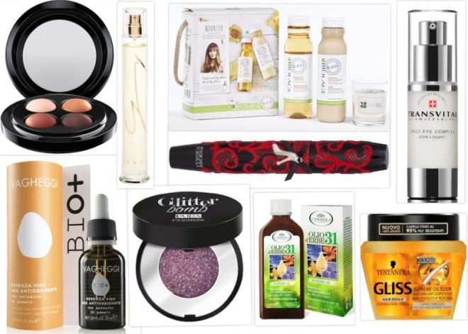 Dicembre 2017: beautycase del mese
