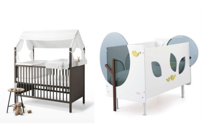 Lettini di design per neonati: le soluzioni più belle