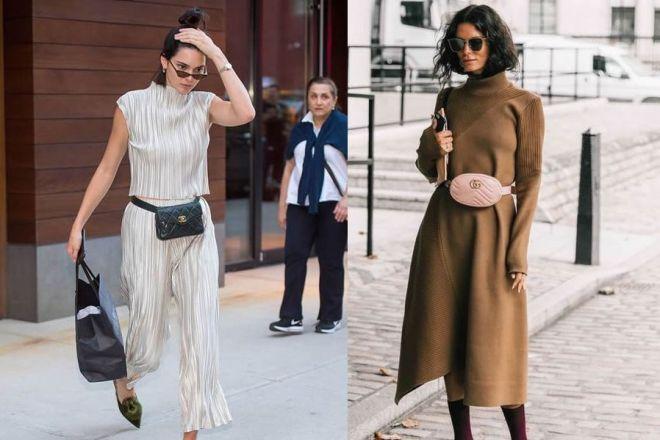 Come indossare e abbinare i marsupi: spunti di stile
