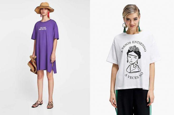 T-shirt estate 2018: i modelli più richiesti
