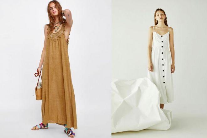 Abiti lunghi per l'estate 2018: i modelli must have