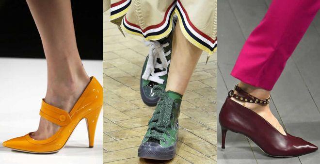Nuove scarpe per l'inverno 2019