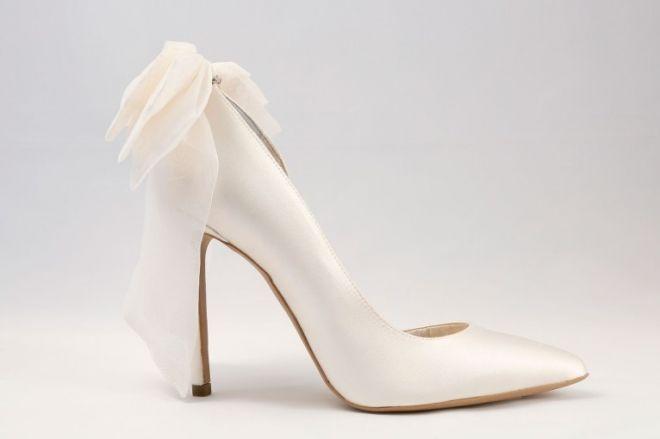 Scarpe da sposa 2018: le calzature più belle per il giorno del matrimonio