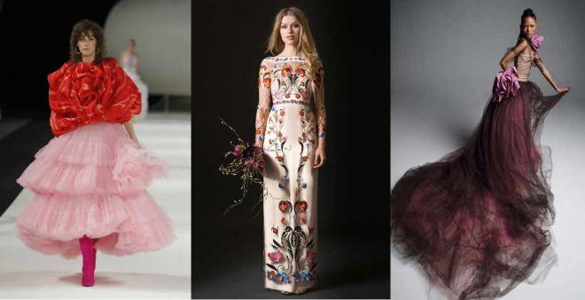 d897d0895760 Abiti da sposa colorati 2019  i modelli più glam per donne alternative