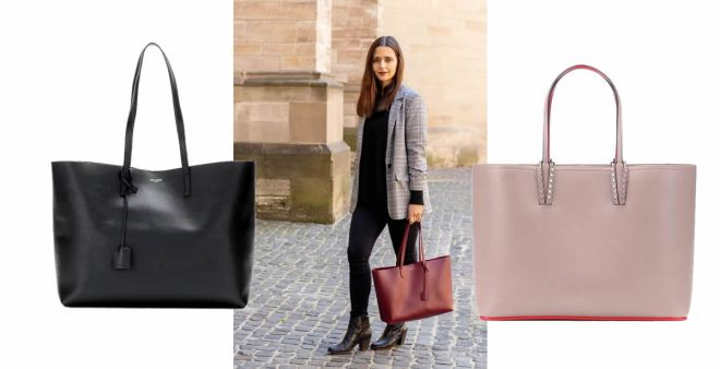 Borse shopper: le più glam e raffinate dell'autunno inverno 2018 2019
