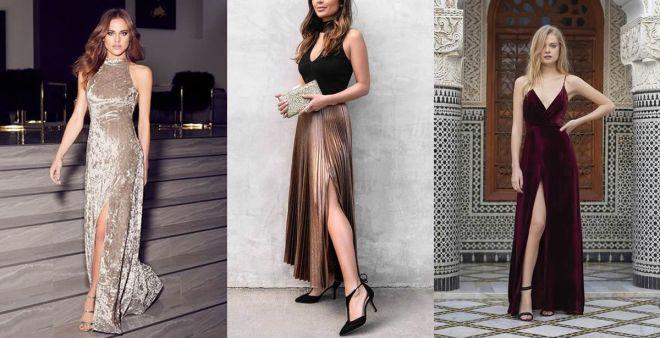 In lungo a Capodanno: gli abiti più belli da indossare il 31 dicembre