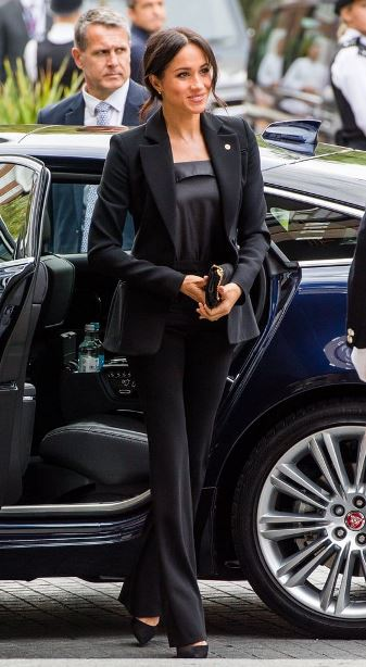 Meghan Markle look 2018