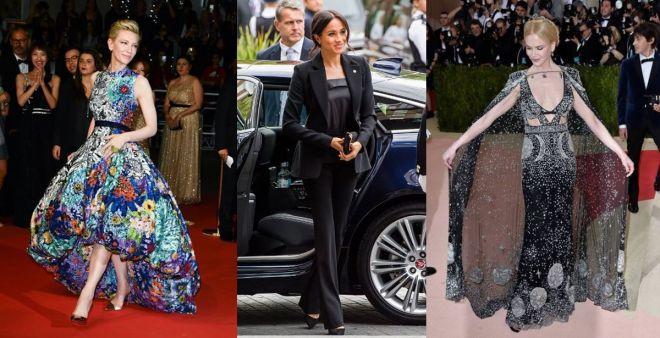 Le star meglio vestite del 2018: la classifica di Amando.it
