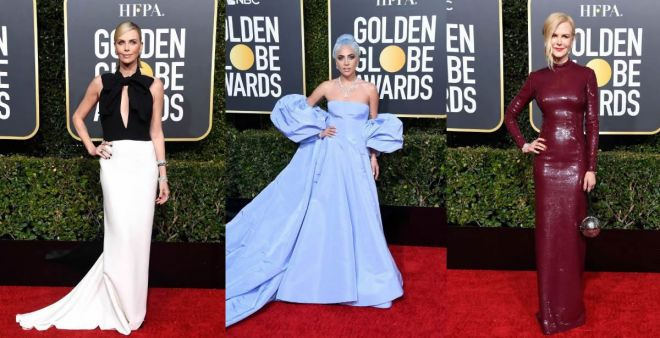 Golden Globe 2019: tutti i look più belli sul red carpet