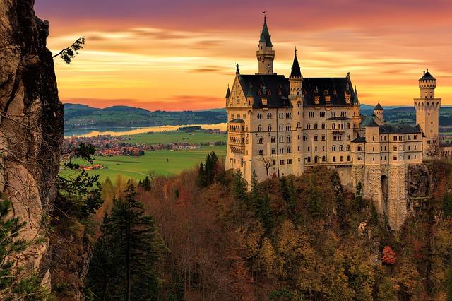 San Valentino in un castello: 5 posti da fiaba