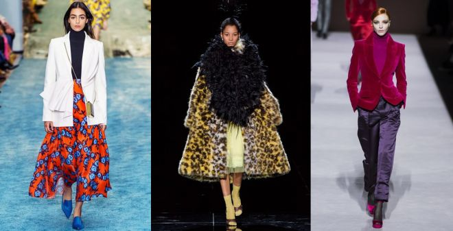 New York Fashion week: le tendenze per l'inverno 2020
