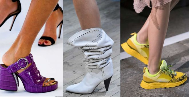 Scarpe moda primavera estate 2019: i modelli da mettere ai piedi