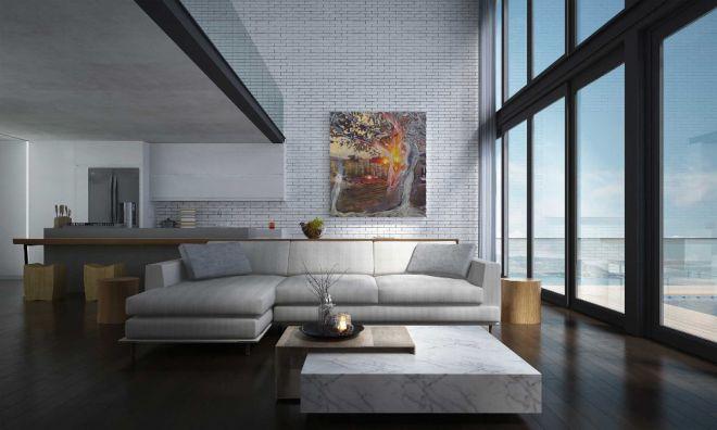 Arredare casa con i quadri giusti for Arredare con i quadri