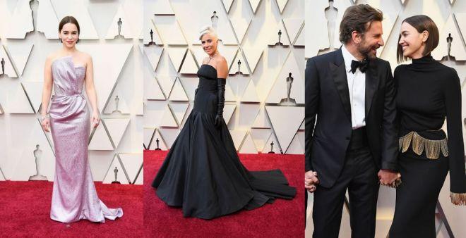 new style 8bacb 0ff20 Look Oscar 2019
