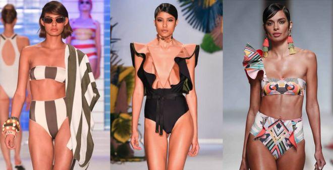 Costumi da bagno 2019: le nuove tendenze dell'estate