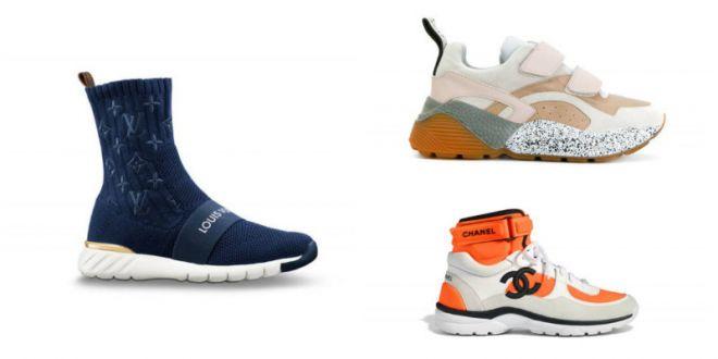 Sneakers primavera estate 2018  i modelli più cool di stagione 6a20dd99a0f5