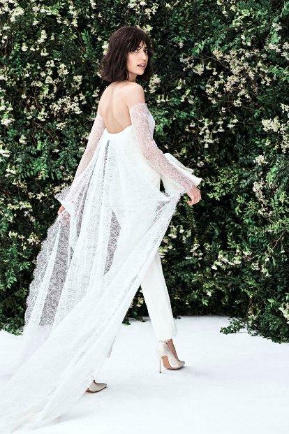Carolina Herrera tuta sposa