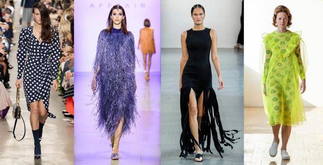 more photos d810e 2bab0 New York Fashion week, tendenze moda primavera estate 2020
