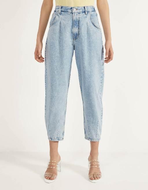 Bershka, balloon jeans