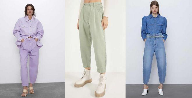 """Jeans slouchy primavera 2020: lo stile """"ciondolante"""" conquista la bella stagione"""