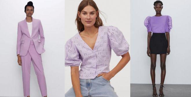 Lilla: il misterioso e leggiadro colore moda della primavera 2020